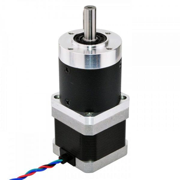 nema-17-stepper-motor-l39mm-gear-ratio-301-high-precision-planetary-gearbox–38529-1000×1000